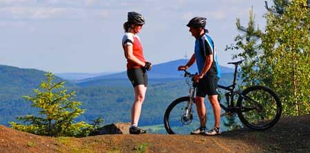Impressionen - Radwanderweg Geopark-Montanradroute (95 km)